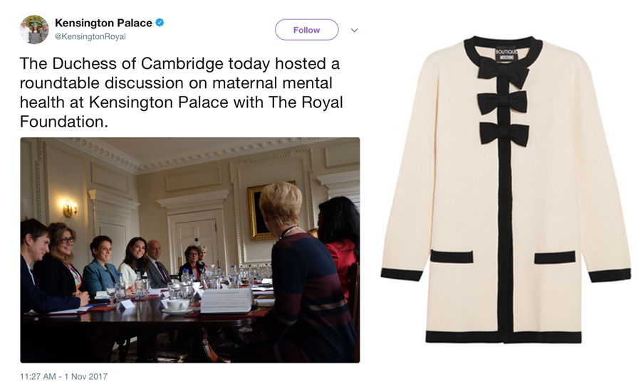 <h3>Boutique Moschino</h3>