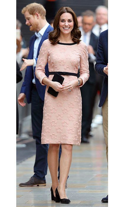 All of Kate Middleton's maternity looks