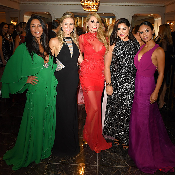<p>Giambattista Valli at The Room</p><p>The cast of Real Housewives of Toronto</p><p>Photo: &copy; George Pimentel Photography</p>