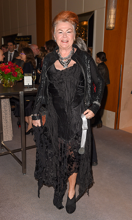 <p>Writers' Trust Gala</p><p>Mary Walsh</p><p>Photo: &copy; George Pimentel Photography</p>
