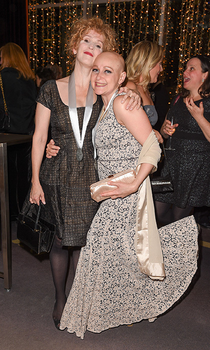 <p>Writers' Trust Gala</p><p>Tabatha Southey and Teva Harrison</p><p>Photo: &copy; George Pimentel Photography</p>