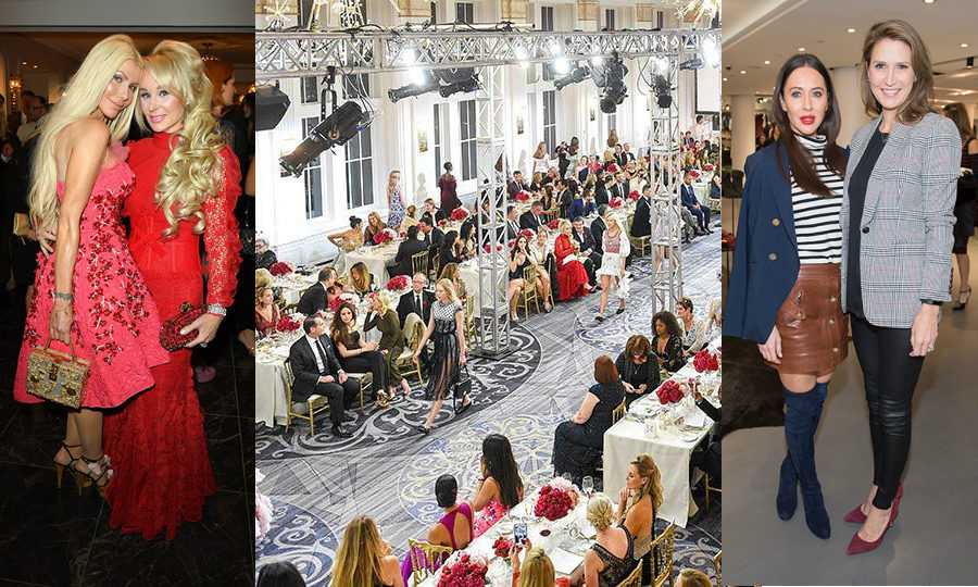 The King Edward Hotel was the 'haute' spot this week as Suzanne Rogers and Vonna Bitove hosted the ultimate fashion show in support of The Darling Home and The Dotsa Wellness Academy. The event, which raised $800,000 and sponsored by HBC, featured couture creations by Giambattista Valli. 