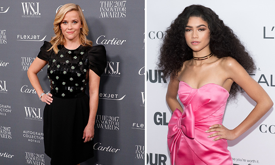"<p>Talk about a power team! Reese Witherspoon, 41, and Zendaya, 21, have officially announced that they'll be partnering up for a new movie. The film is called <i>White Lie</i> and will be produced by both of them through Reese's production company Hello Sunshine. Based on Karin Tanabe's book ""The Gilded Years,"" the film will follow the true story of Anita Hemmings, who passed as white in order to attend college in the 1890s. She later became the first African-American woman to graduate from Vassar College.