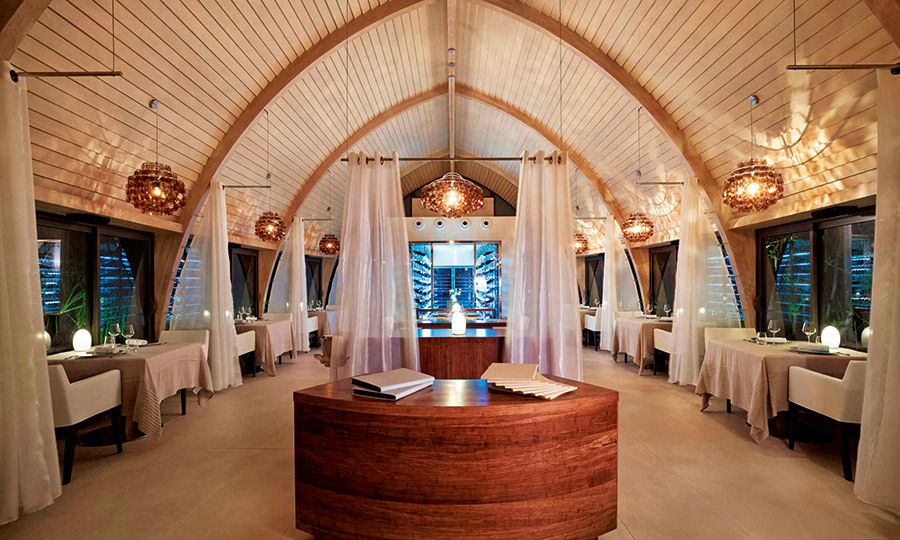 <h4>TASTE</h4><p>For some of the best lobster ravioli in French Polynesia, book in at Mayflower on Haapiti island; washed down with a frosty glass of white, it's devilishly moreish. Les Mutinés by Guy Martin at the Brando offers up tempting French dishes to complement its chic design, while Bora Bora Yacht Club, with its magical lagoon-side setting, is a brilliant choice for a sunset supper.</p>