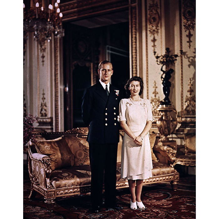 <p>Princess Elizabeth was 21 years old when she married Prince Philip, 26.</p>