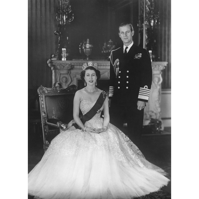 <p>The Monarch was only 27 years old when she was crowned Queen.</p>