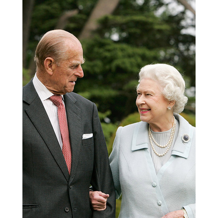 <p>The Queen Elizabeth II and Prince Philip, The Duke of Edinburgh re-visit Broadlands, to mark their Diamond Wedding Anniversary on November 20. The royals spent their wedding night at Broadlands in Hampshire in November 1947, the former home of Prince Philip's uncle, Earl Mountbatten.</p>