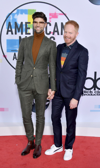 Justin Mikita and Jesse Tyler Ferguson