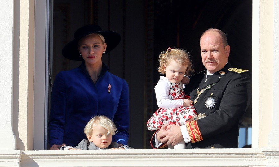 <p>Prince Albert, Princess Charlene and their 2-year-old twins Prince Jaques and Princess Gabriella were also on display at the annual ceremony. The crowd gathered at Prince's Palace of Monaco buzzed with excitement when the royal's adorable twins made a special appearance. While waving from their palace balcony, Albert and Charlene gave fans a special treat by holding up their sweet children for all to see before they took a nap. <br /><br />Photo: Getty Images</p>
