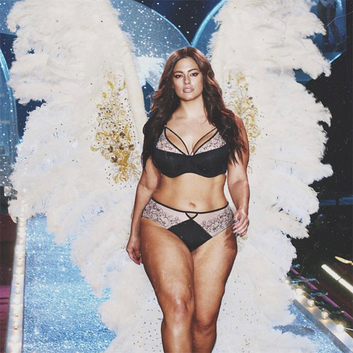 c57f3f924c  p We love Ashley Graham for keeping it real on Instagram and one of