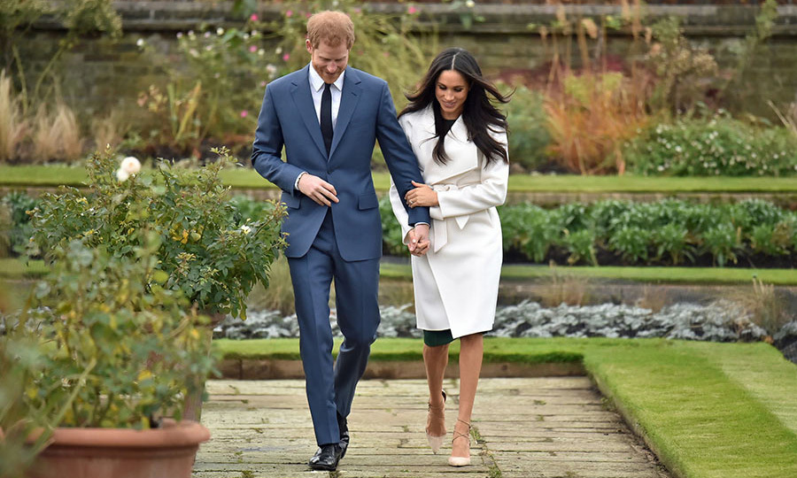 <p>Meghan joined Prince Harry for the Invictus Games in Canada, which marked their first official public event together, which was a clear sign that their relationship was a serious one. Harry also held hands with his partner, which broke royal protocol as royals are encouraged not to show affection in public, which is why Prince William and Kate never hold hands during events.