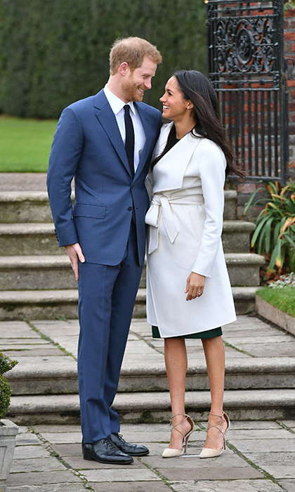 "<p>The couple became engaged in London earlier this month, and modern man Harry sought the blessing of both of Meghan's parents. Thomas Markle and Doria Ragland wished their daughter and Harry ""a lifetime of happiness"", adding: ""We are incredibly happy for Meghan and Harry.""