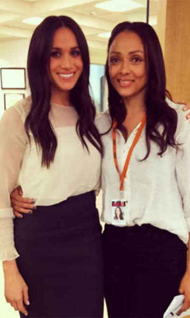 "<p>Although no official announcement has been made about Meghan leaving the hit show, the news seemed to be confirmed when her stand-in Nicky Bursic, who has worked on the show for six years, posted a snap of the pair on set together, writing: ""It's been an absolute pleasure and honour being your 'STAND-IN' for the last two seasons @meghanmarkle. Though I've been on @suits_usa for six years, the latter two has been my most memorable. Wishing you all the happiness in the world Bella.""