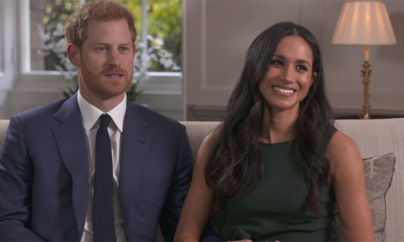 Prince Harry Shares How He Proposed To Meghan Markle Hello Canada