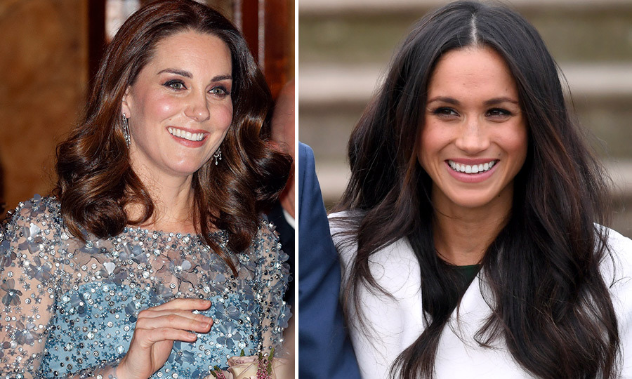 Meghan Markle Opens Up About Her First Meeting With Kate Middleton