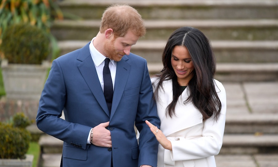 "<p>Earlier this year, Meghan opened up about her relationship with Prince Harry for the first time in the interview with Vanity Fair, saying: ""We're a couple, we're in love. I'm sure there will be a time when we will have to come forward and present ourselves and have stories to tell, but I hope what people will understand is that this is our time. This is for us. It's part of what makes it so special, that it's just ours. But we're happy. Personally, I love a great love story.""