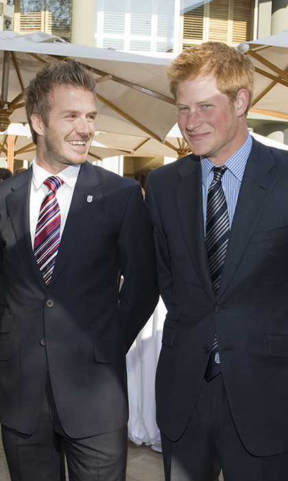 <h4>David Beckham</h4>