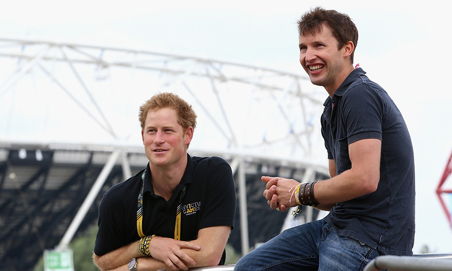 <h4>James Blunt</h4>