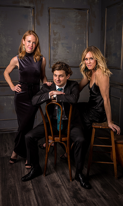 <p>Project Sunshine Canada: Annual Sunshine Ball</p><p>Joseph Weigus, Martha Weeman and Jennifer Scace </p><p>Photo: &copy; George Pimentel Photography</p>
