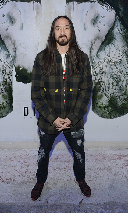 <p>Dim Mak at Saks Fifth Avenue</p><p>Steve Aoki</p><p>Photo: &copy; George Pimentel Photography</p>
