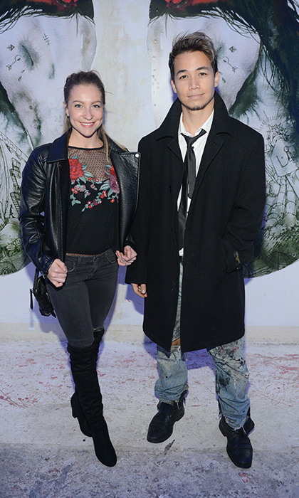 <p>Dim Mak at Saks Fifth Avenue</p><p>Josslyn Farrow and Shannon Kook</p><p>Photo: &copy; George Pimentel Photography</p>