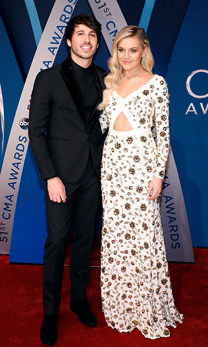 <h3>Kelsea Ballerini and Morgan Evans</h3>