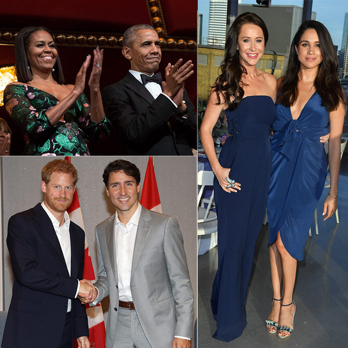 <h3>What famous guests can we expect to see at the wedding?</h3>