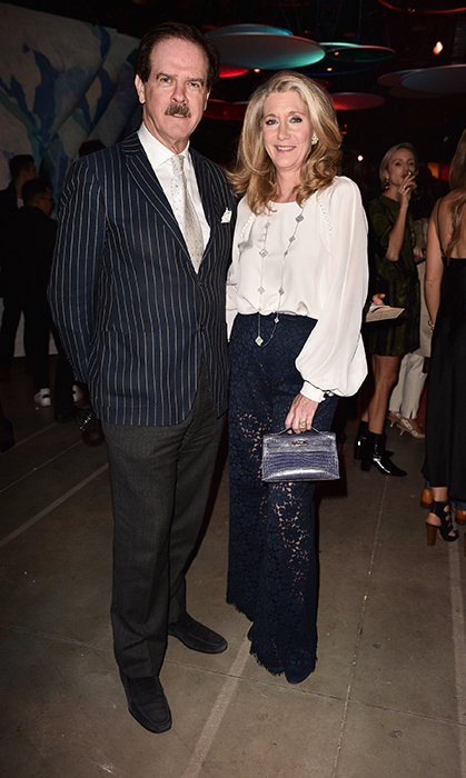 <p>Hermes Party</p><p>Max and Heather Gottlieb</p><p>Photo: © George Pimentel Photography</p>