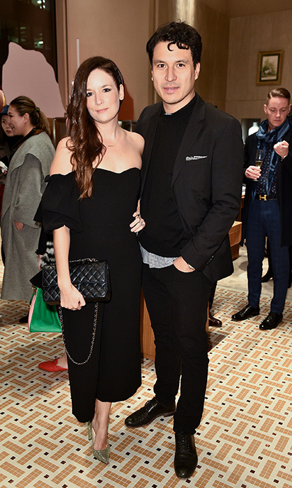 <p>Hermes Party</p><p>Lucia and Jeffrey Remedios</p><p>Photo: &copy; George Pimentel Photography</p>