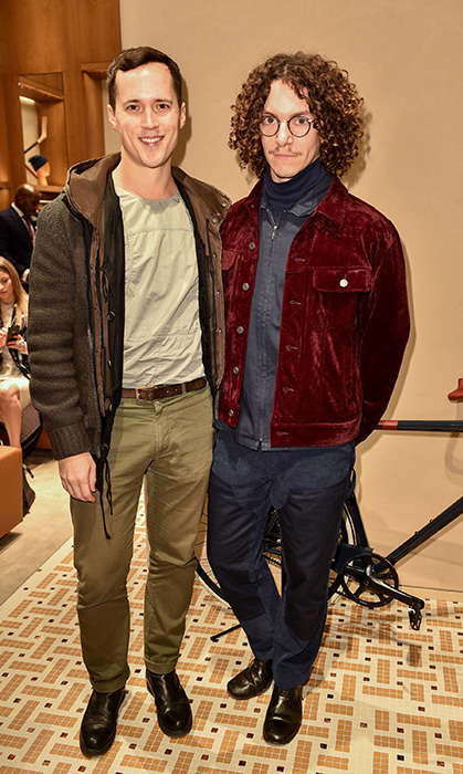 <p>Hermes</p><p>Frank Griggs and Jeremy Laing</p><p>Photo: &copy; George Pimentel Photography</p>