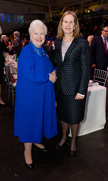<p>Economic Club of Canada</p><p>Elizabeth Downswell and Jennifer Tory</p><p>Photo: &copy; Vito Amati / Ryan Emberley</p>