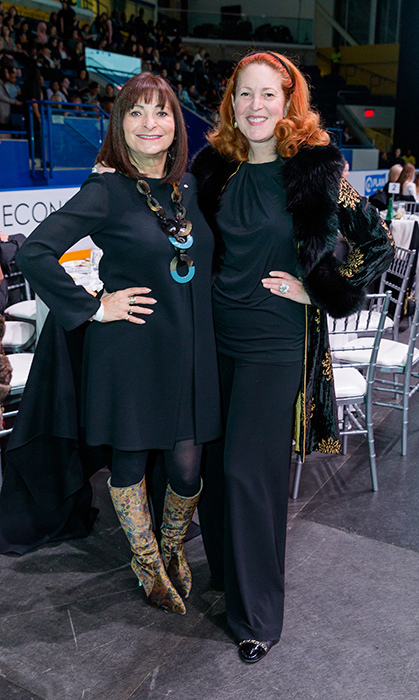 <p>Economic Club of Canada</p><p>Jeanne Beker Mary Symons</p><p>Photo: &copy; Vito Amati / Ryan Emberley</p>