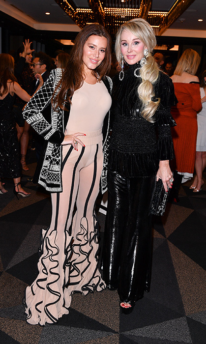 <p>Christian Siriano Book Launch</p><p>Jenna Bitove and Suzanne Rogers</p><p>Photo: © George Pimentel Photography</p>