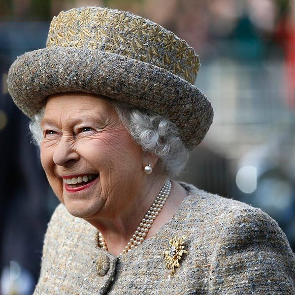 The Queen.