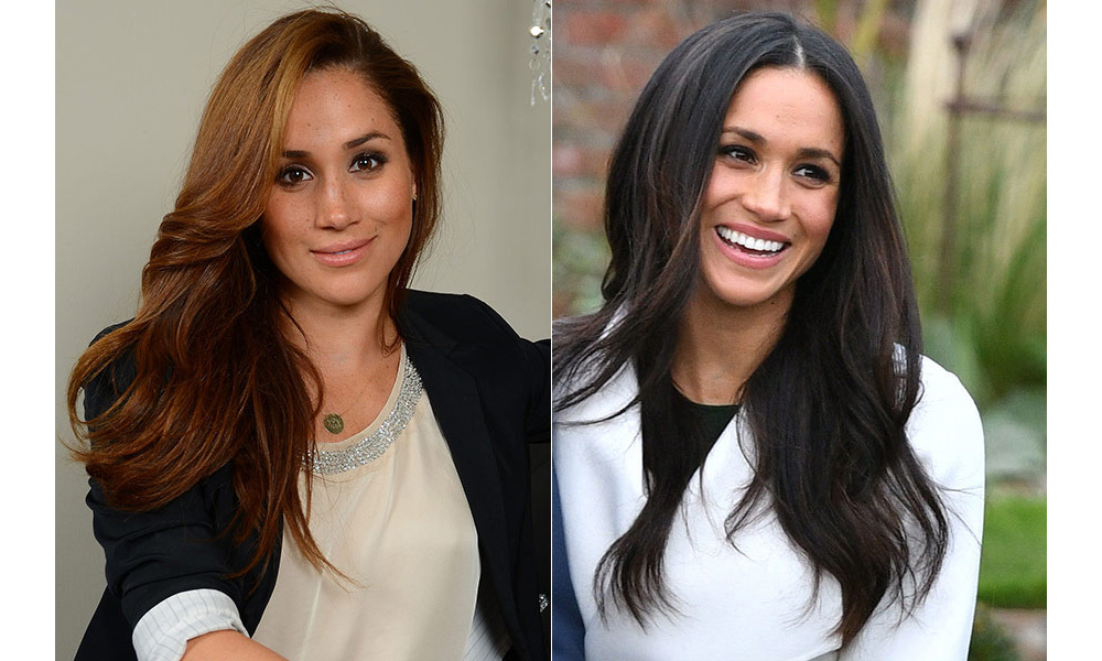 <h2>Meghan Markle</h2>