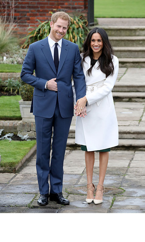 <h2>Prince Harry and Meghan Markle</h2>