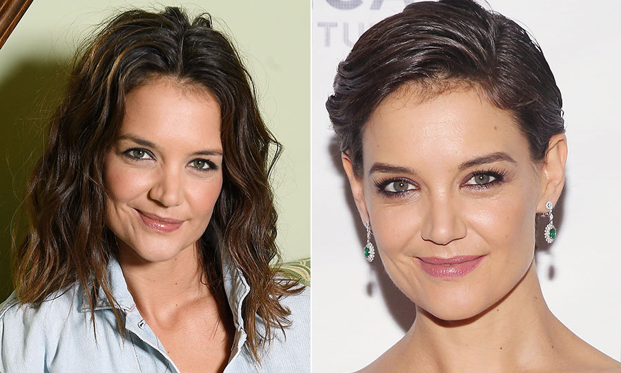 <h2>Katie Holmes </h2>