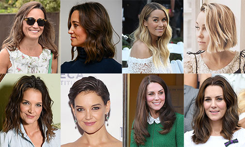 <p>There's no way quicker to dramatically transform your look than by changing your hair – and these celebrities and public figures have the best stylists at hand for the ultimate hairdo overhauls!</p>