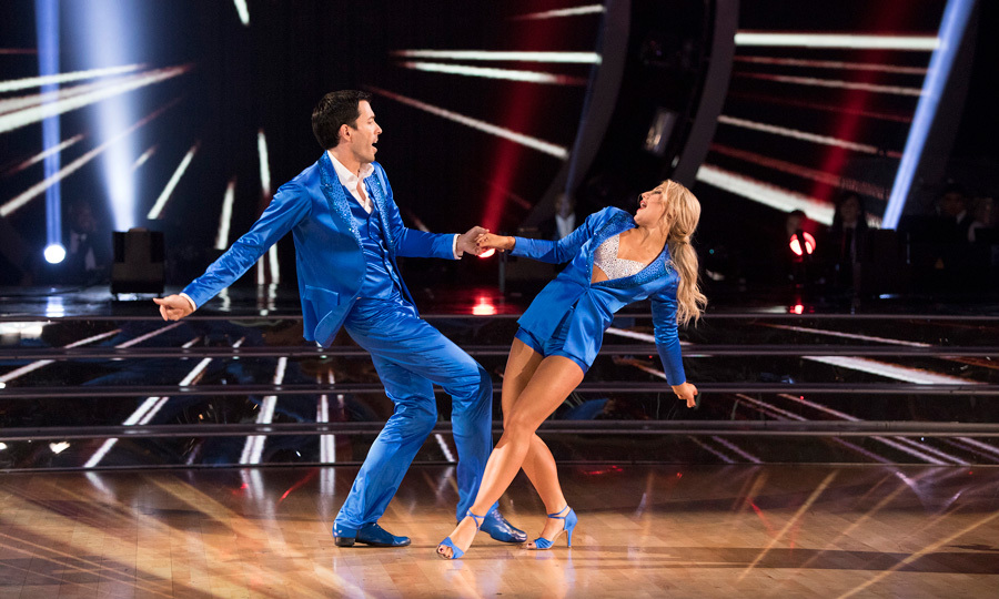 <h2>DANCING WITH DREW SCOTT</h2>