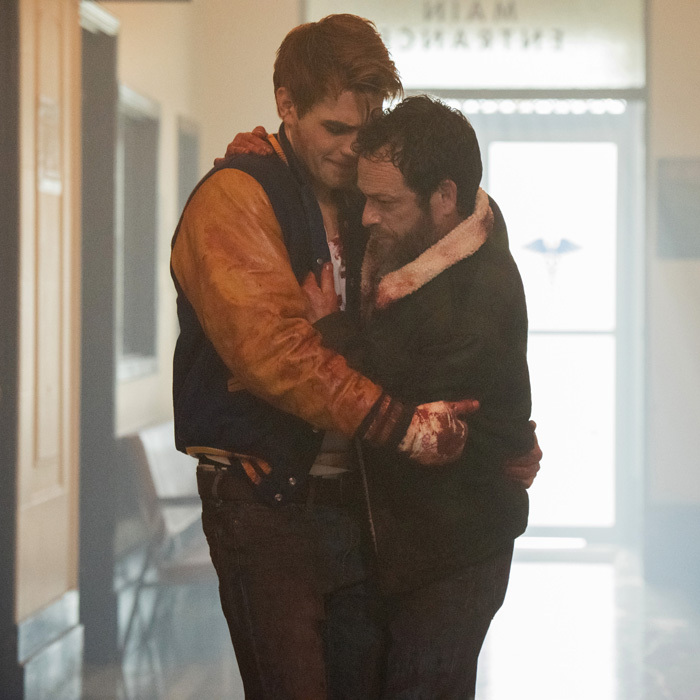 <h2>A RIVERDALE EXIT?</h2>