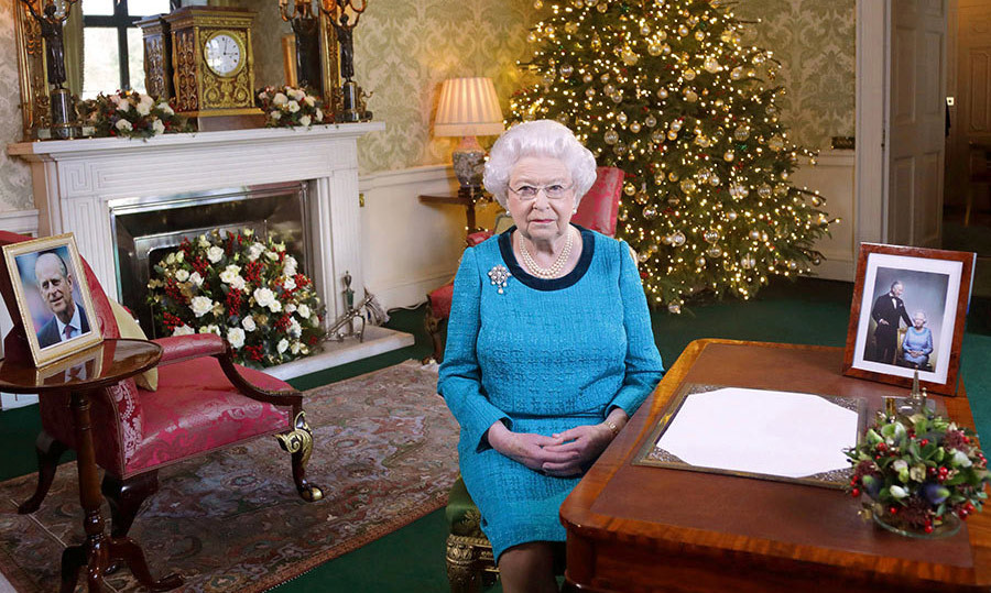 "<p>Each year <strong><a href=""/tags/0/queen-elizabeth-ii/"">the Queen</a></strong> gives members of the public a rare glimpse into her official London residence, <strong><a href=""/tags/0/buckingham-palace/"">Buckingham Palace</a></strong>, when she records her annual Christmas speech. And the palace is always decked out in style for Christmas, with beautifully decorated trees and seasonal blooms adding a festive touch to every room.</p>