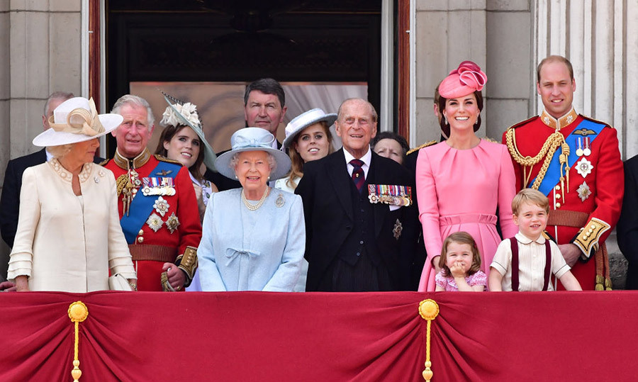 "<h4>A COLOURFUL CELEBRATION</h4><p>Kate and Princess Charlotte were in the pink as they joined the rest of the family at Buckingham Palace for the Queen's birthday parade, Trooping the Colour. It was a reflective day for Her Majesty. ""Today is traditionally a day of celebration. This year, however, it is difficult to escape a very sombre national mood,"" she said, referring to the Manchester attacks and Grenfell Tower fire.</p>