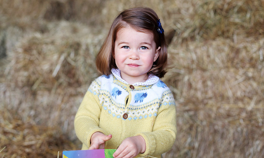 "<h4>HAPPY BIRTHDAY CHARLOTTE!</h4><p>Prince William and Kate's little princess turned two, and in a photo taken by her proud mum, Princess Charlotte looked picture-perfect as she posed in a yellow knitted cardigan. ""The Duke and Duchess hope everyone enjoys this photograph as much as they do,"" Kensington Palace tweeted.</p>