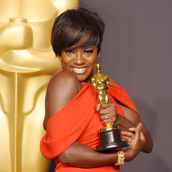 "<h4>LADIES OF OSCAR</h4><p>Emma Stone won a Best Actress Oscar for La La Land. ""This is insane,"" the actress, then 28, beamed. ""A surreal, inconceivable dream."" Viola Davis, 52, won the supporting statuette for Fences, telling her husband and daughter, ""I am so glad you're the foundation of my life."" </p>