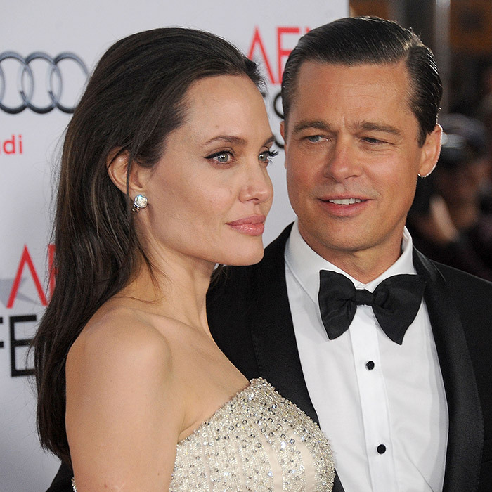 "<h4>BRAD AND ANGELINA SPEAK OUT</h4><p>Following the news of their divorce, Brad Pitt and Angelina Jolie released their first joint statement, vowing to keep court documents confidential ""to preserve the privacy rights of their children and family.""</p>