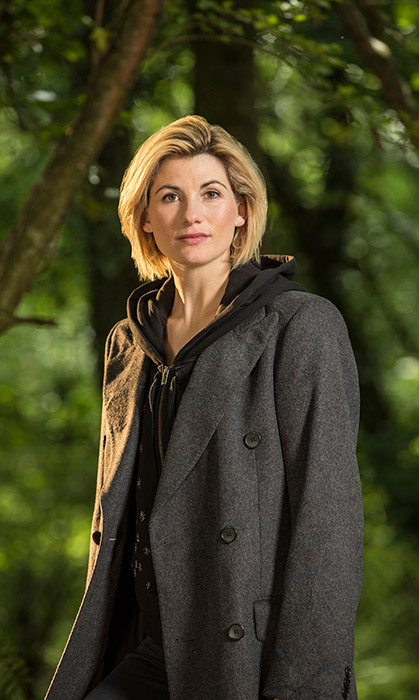 "<h4>DOCTOR IN THE HOUSE</h4><p>Broadchurch star Jodie Whittaker made TV history when she was picked as the first woman, to take over the Tardis on Doctor Who (in 2018). ""It feels completely overwhelming,"" she admitted.</p><p>Photo: &copy; Getty Images</p>"