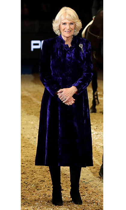 Even Camilla, Duchess of Cornwall is on board with the 