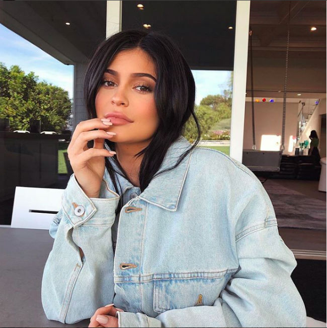 It was first reported in September that Kylie was pregnant with a girl