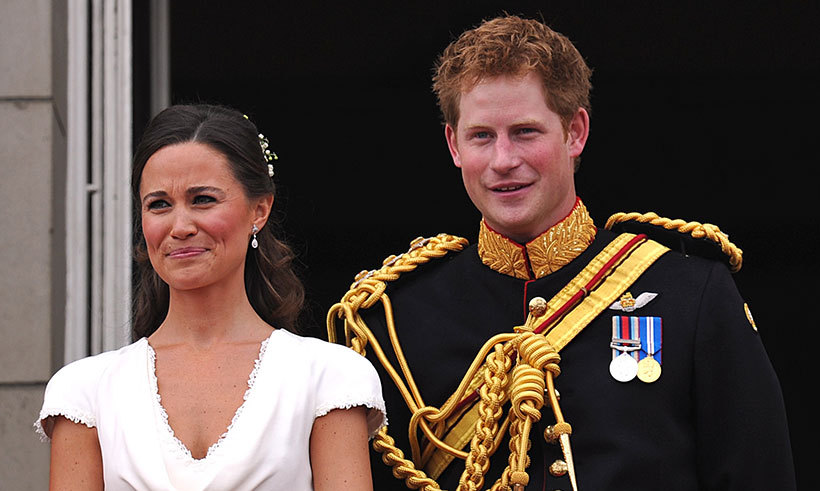 When Is Prince Harry S Wedding.Prince Harry S Wedding Has One Thing In Common With Pippa