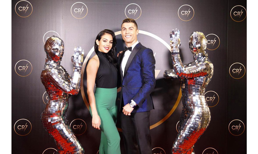 Suffice to say Cristiano Ronaldo had a fantastic 2017. The Real Madrid player added three children to his growing family, took home the UEFA Best Player in Europe Award and won the Ballon D'Or in addition to the Champions League. To celebrate his achievements, the 32-year-old organized a gala dubbed the CR7 Gala.